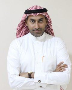 أحمد العمودي   مدير الإدارة